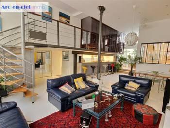 Loft 4 pièces 130,38 m2