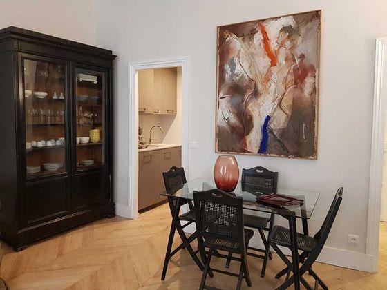 Location appartement meublé 2 pièces 46 m2