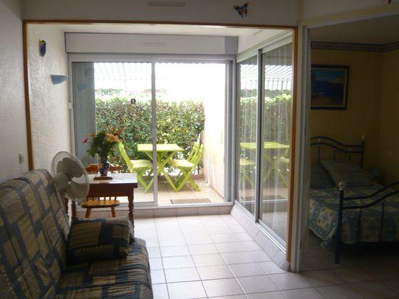 Vente appartement 2 pièces 28,45 m2