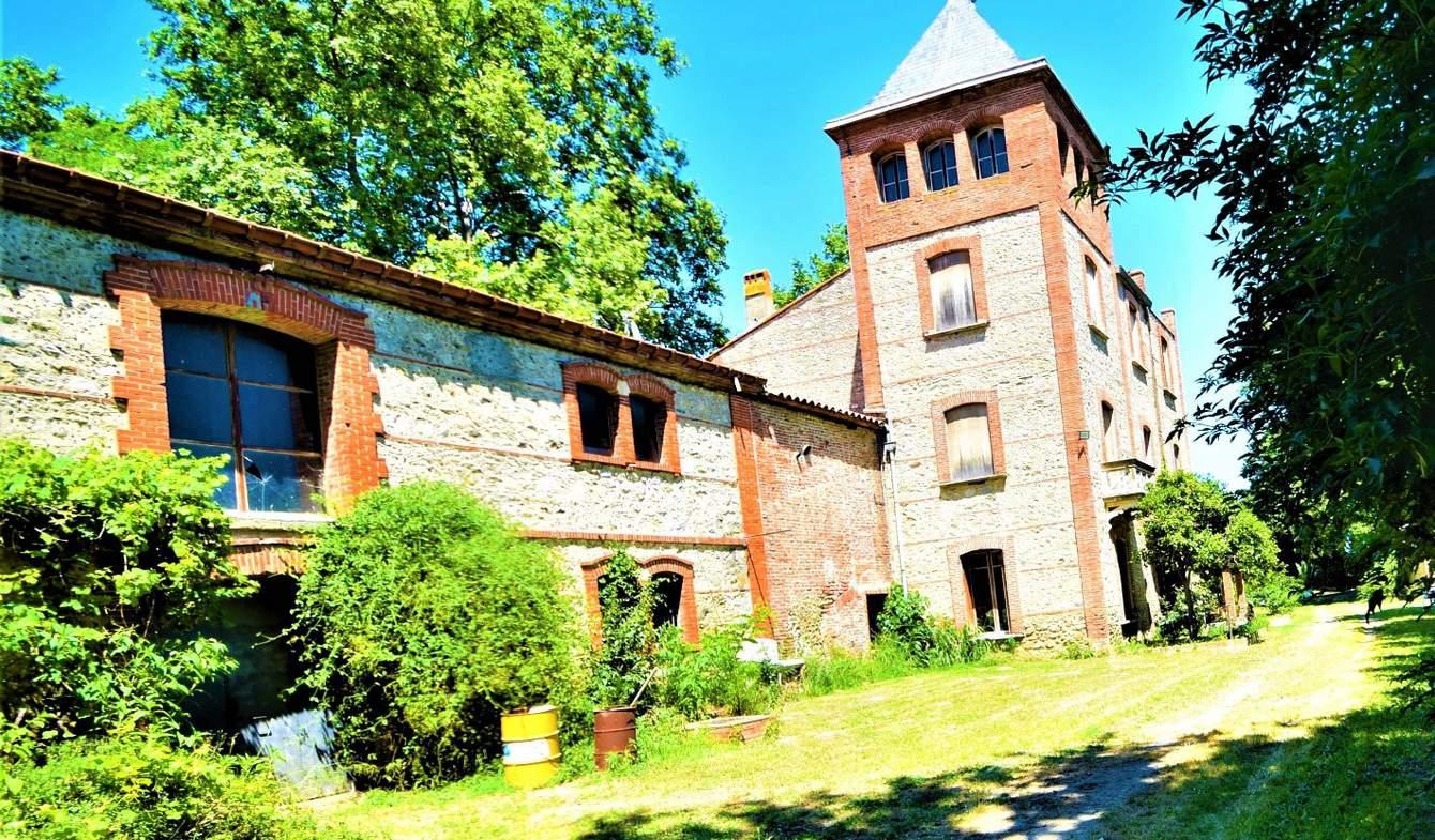 Propriété Laroque-des-Albères
