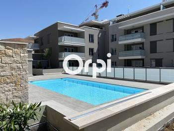 Appartement 2 pièces 43,47 m2