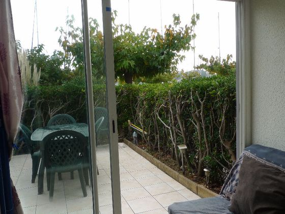 Location appartement meublé 2 pièces 27,39 m2