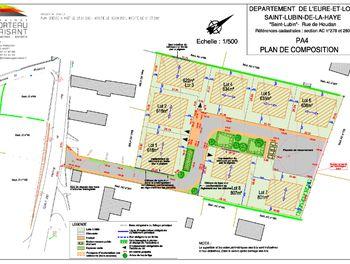 terrain à Saint-Lubin-de-la-Haye (28)