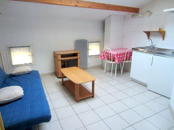 Vente studio 19,23 m2