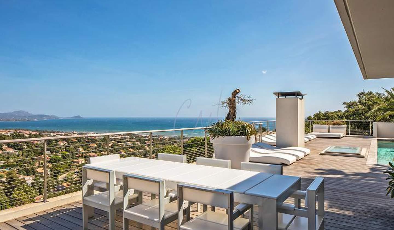 Villa avec piscine et terrasse Les issambres
