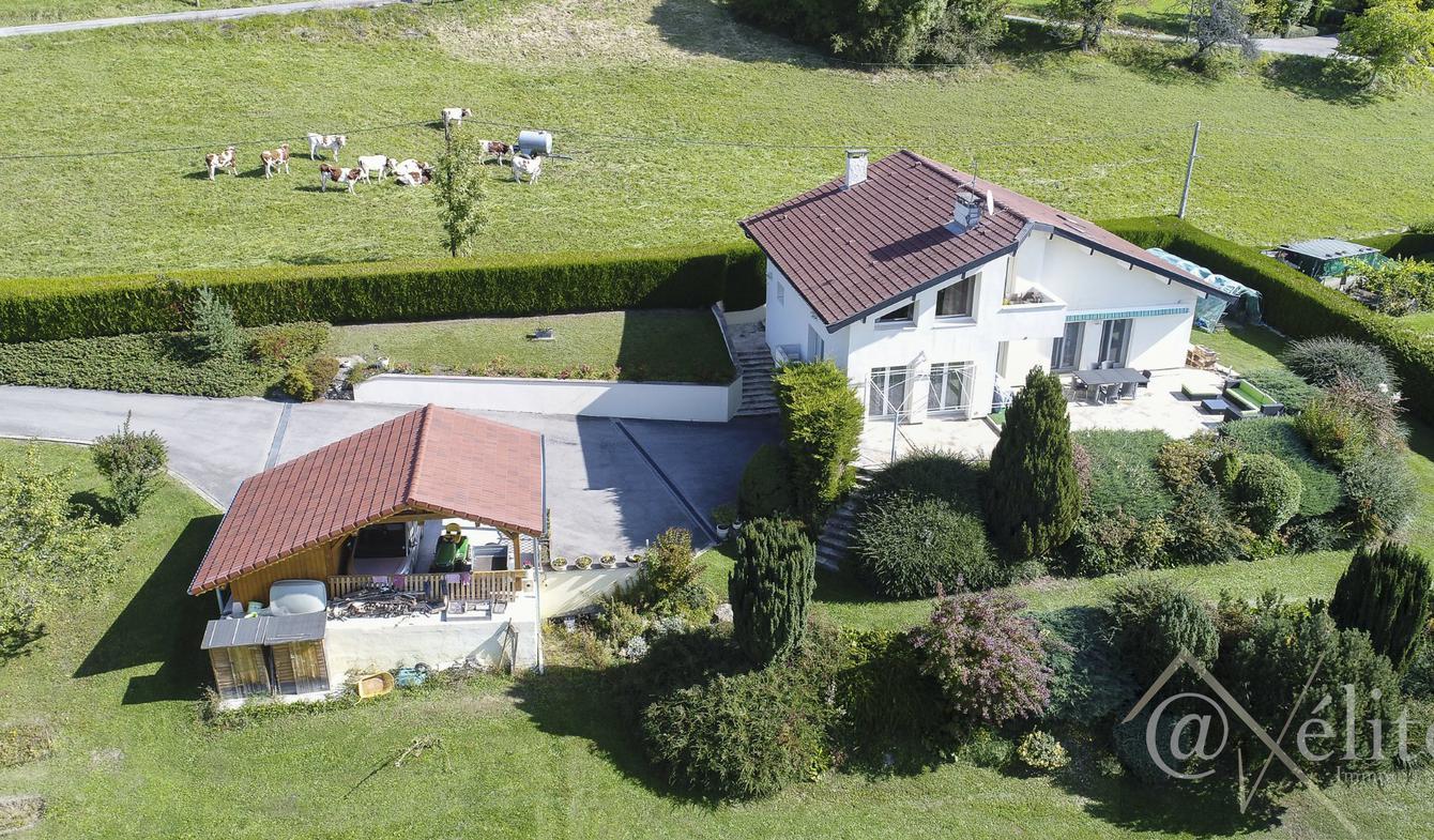 Villa avec terrasse Lucinges
