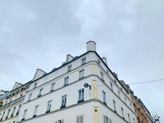 Vente appartement 2 pièces 32,03 m2