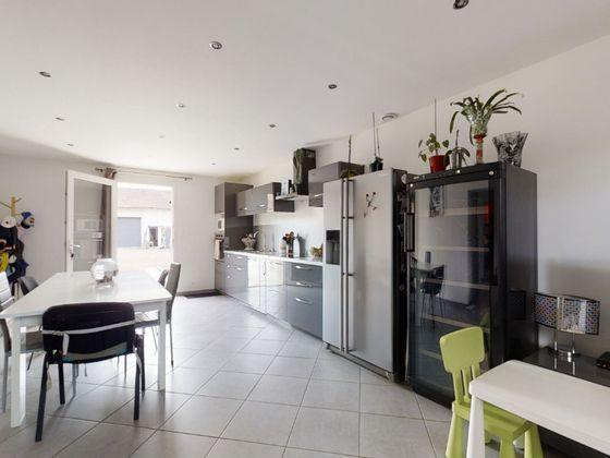 Vente appartement 4 pièces 87,77 m2