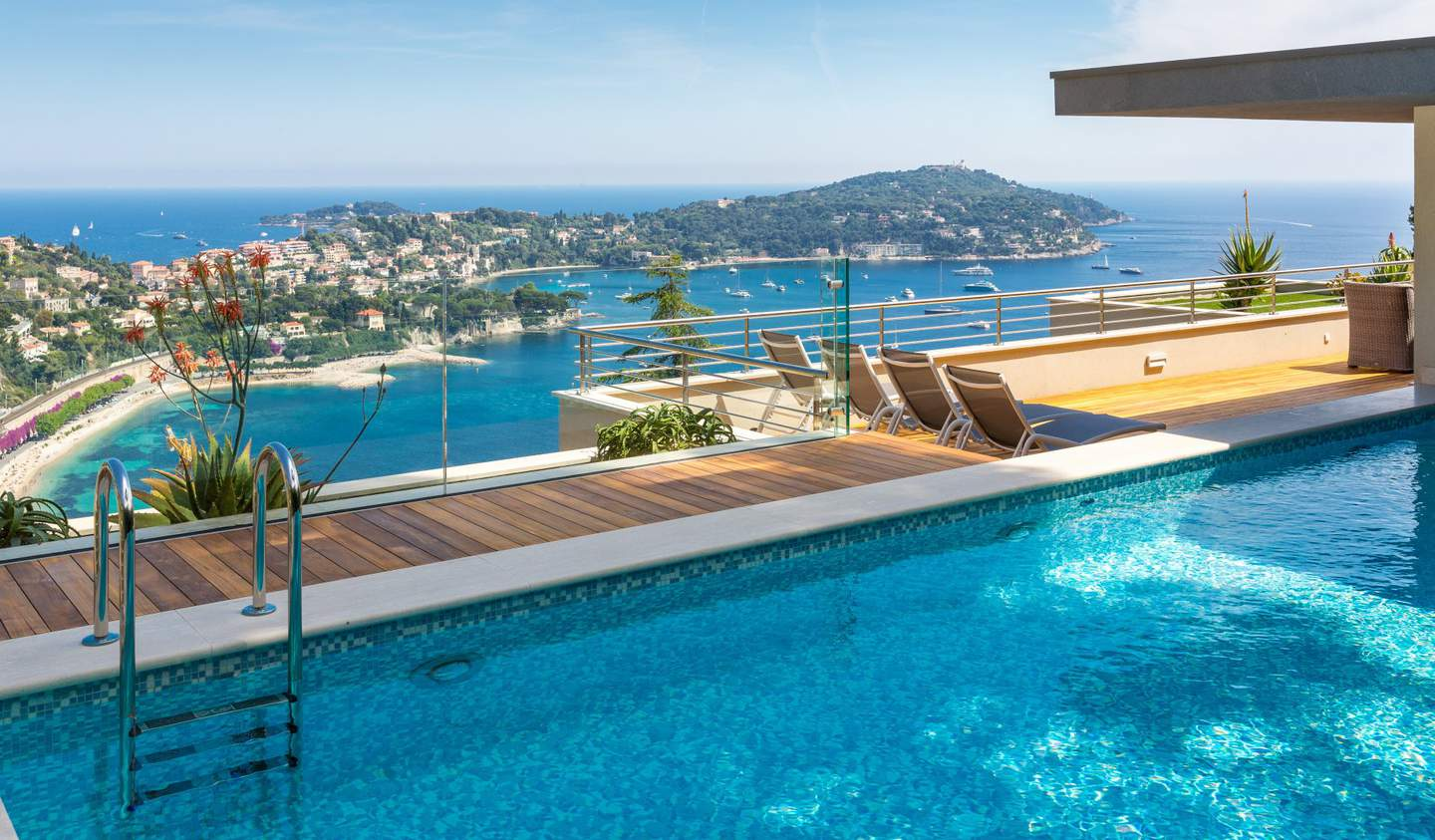 Property with pool Villefranche-sur-Mer