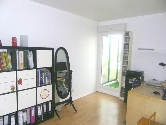 Vente appartement 3 pièces 58,01 m2
