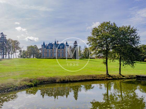 Vente château 17 pièces 820 m2