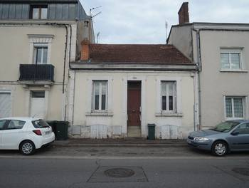 Maison 3 pièces 56,27 m2