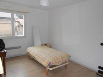 Studio meublé 22,44 m2