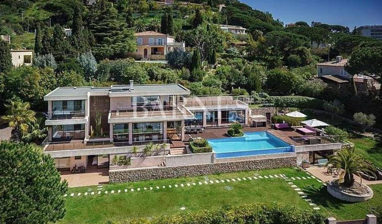 House with pool Cannes la bocca