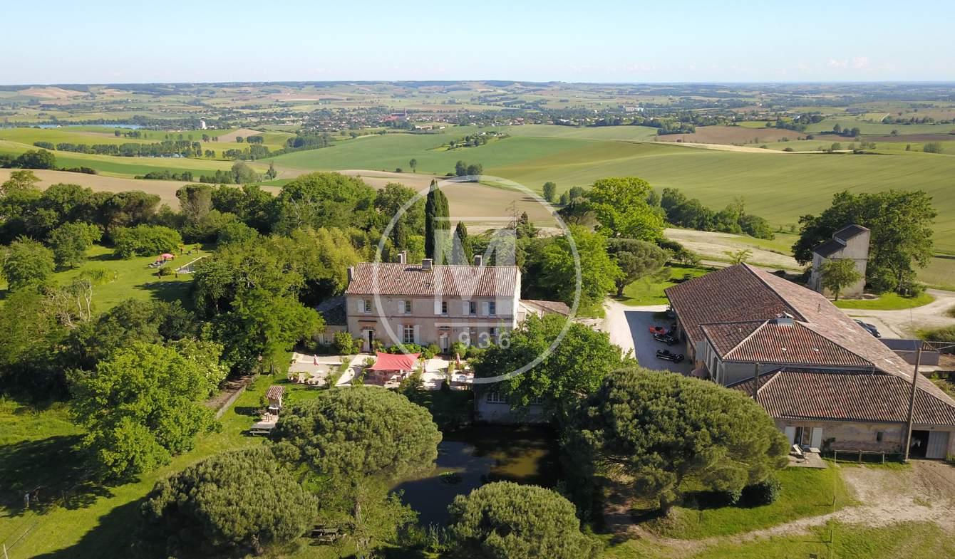 Manoir Beaumont-de-Lomagne