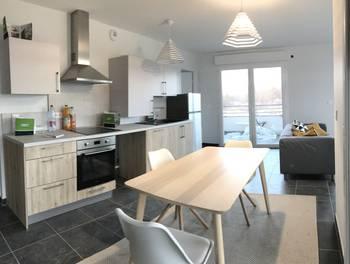 Appartement 3 pièces 70,22 m2