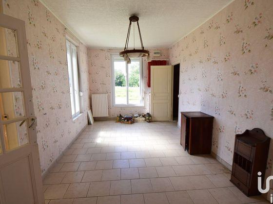 Vente maison 7 pièces 121 m2