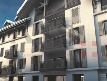 Appartement 2 pièces 53,72 m2