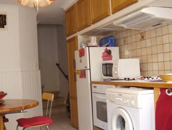Maison 3 pièces 39,6 m2