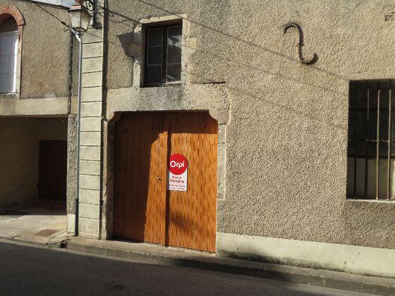 Vente parking 57 m2
