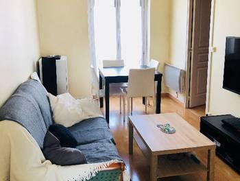 Appartement meublé 2 pièces 31,94 m2