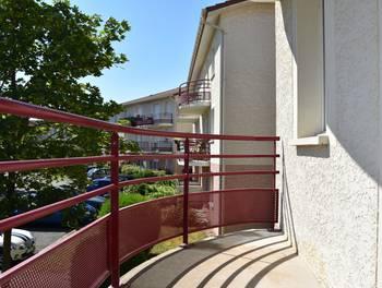 Appartement 2 pièces 48,76 m2