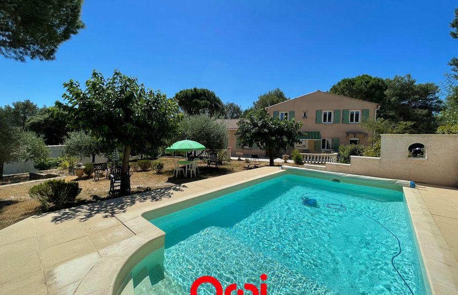 Vente maison 7 pièces 205 m² à Langlade (30980), 595 000 €