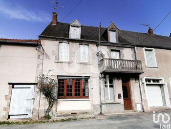 maison à Chénérailles (23)