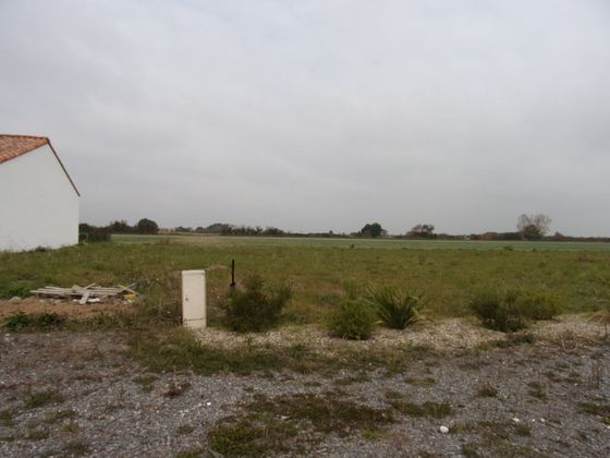 Vente terrain 487 m2