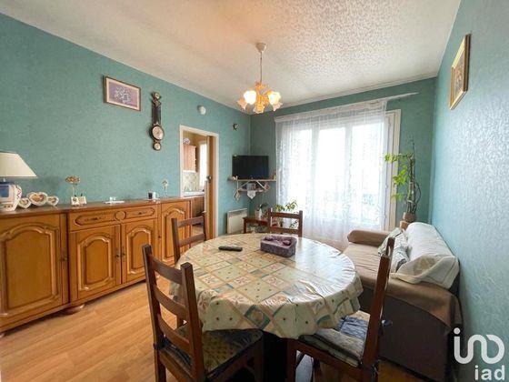 Vente appartement 3 pièces 49 m2