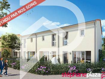 Maison 3 pièces 66,56 m2