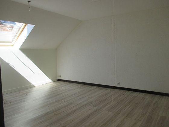 Vente appartement 3 pièces 58,13 m2