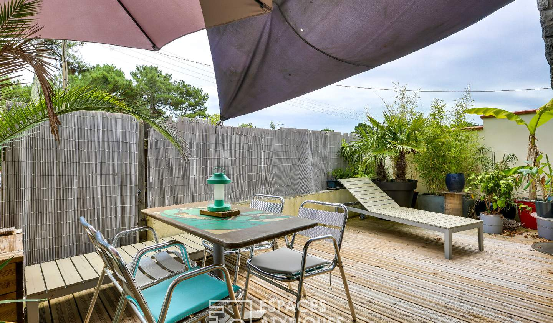 Appartement avec terrasse Capbreton