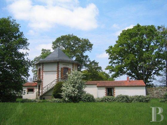 Vente château 11 pièces 483 m2