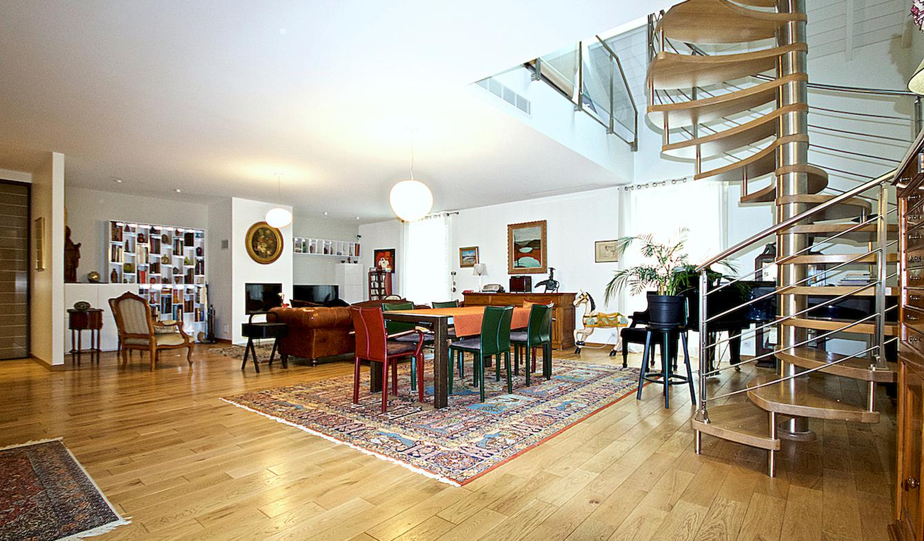 Contemporary apartment Chambery