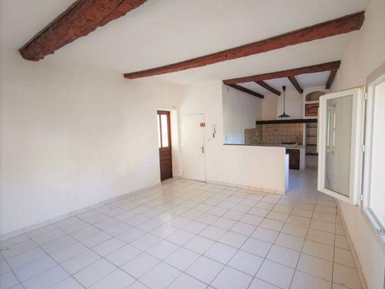 Vente appartement 2 pièces 57,56 m2