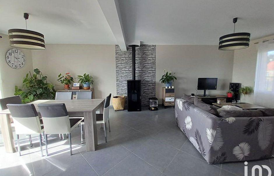 Vente maison 4 pièces 105 m² à Villorceau (45190), 199 000 €
