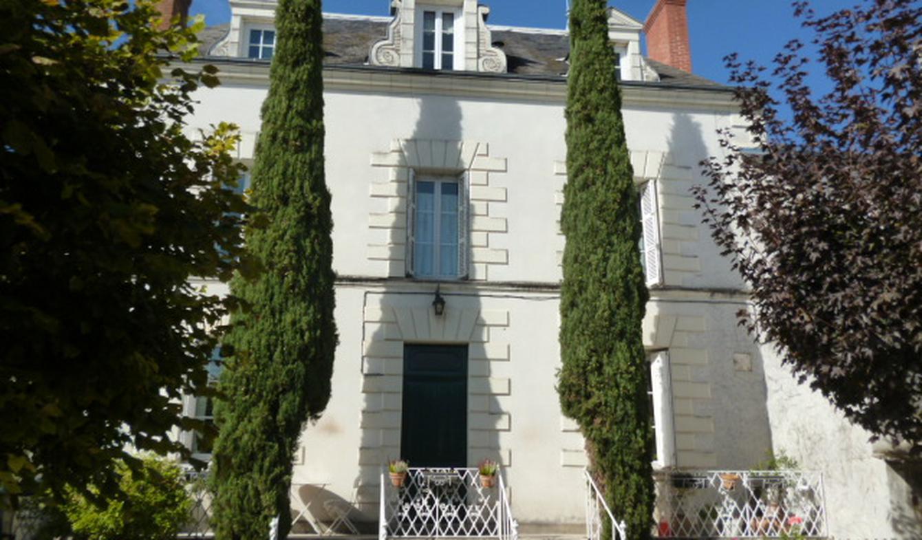 Maison avec terrasse Chenonceaux
