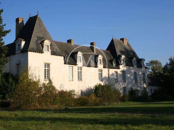 Vente château 30 pièces 1200 m2