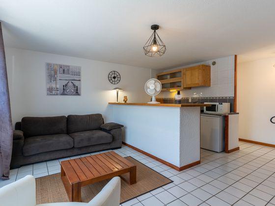 Vente appartement 2 pièces 47,9 m2