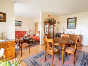Appartement 4 pièces 86,29 m2