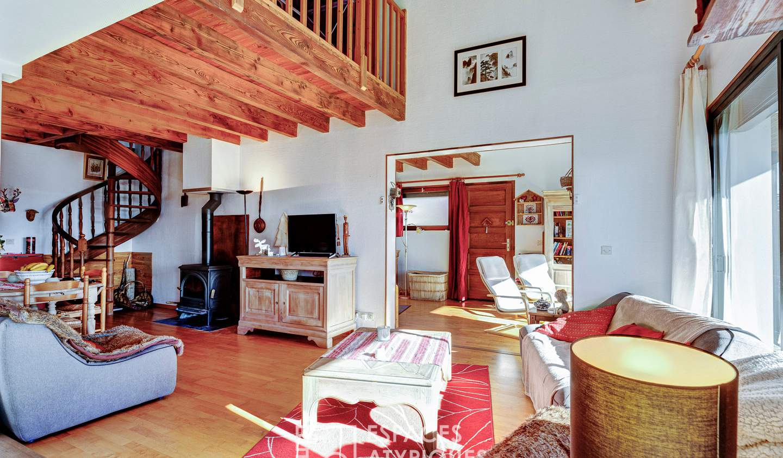 Appartement avec terrasse Pugny-Chatenod