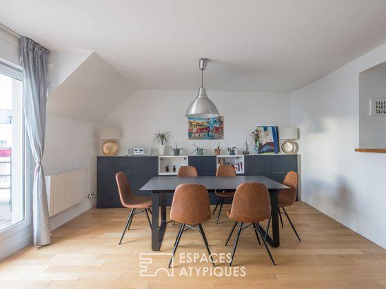 Vente appartement 4 pièces 108,2 m2