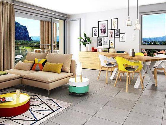 Vente appartement 2 pièces 42,61 m2