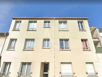 Appartement 3 pièces 46,49 m2