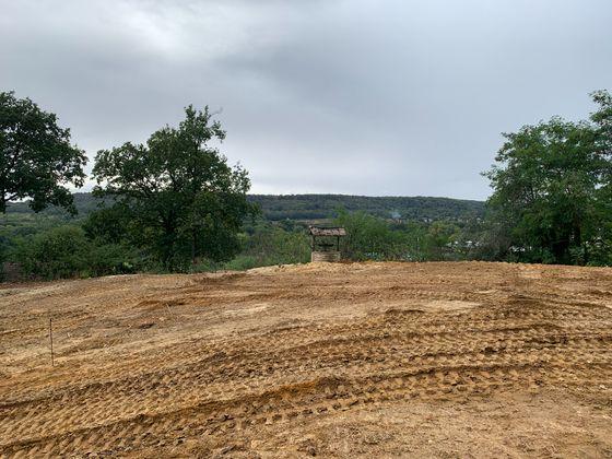 Vente terrain 637 m2