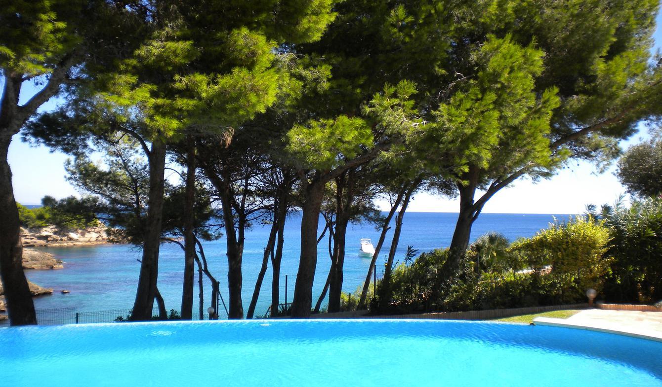 Maison avec piscine en bord de mer L'Ametlla de Mar