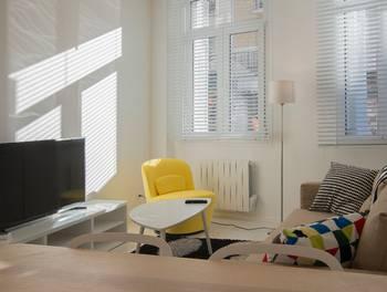 Appartement meublé 3 pièces 45,54 m2