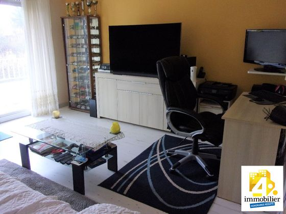 Vente appartement 2 pièces 43,27 m2