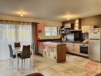 Maison 4 pièces 84,19 m2